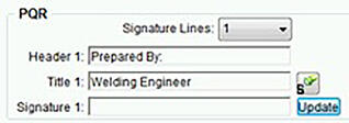 Use E Signatures for Digital Security in Welding Documents