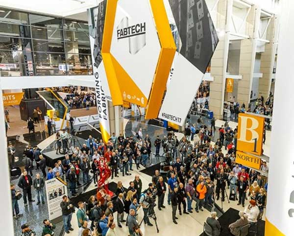 FIND PROWRITE WELDING SOFTWARE & ITS EXPERTS AT FABTECH 2018