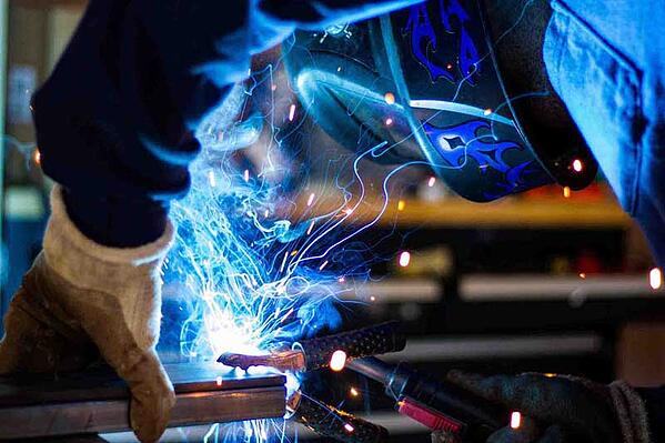 HOW SOFTWARE INCREASES WELDING PROCESS EFFICIENCY!